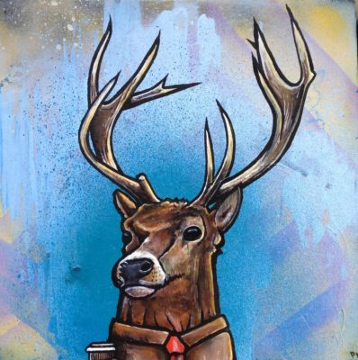 Office Stag