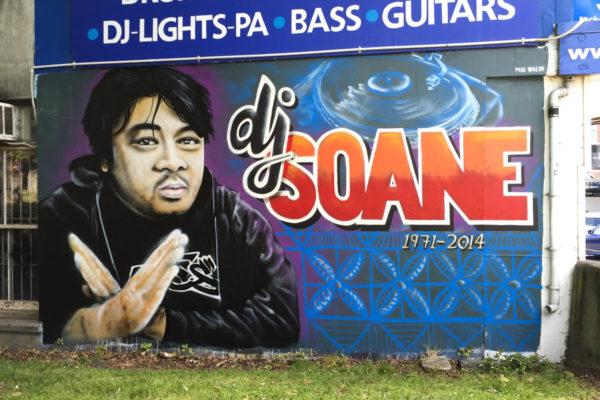 DJ Soane - Karangahape Rd